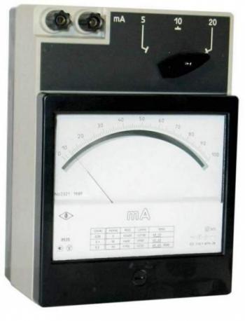 Э525 Амперметр