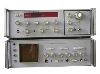 Х1-42 Прибор для исследования амплитудно-частотных характеристик
