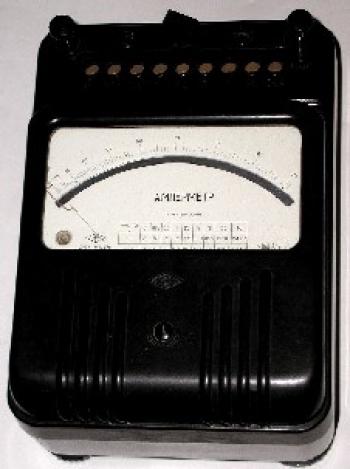 Д566 амперметр