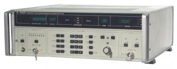 Г4-165 Генератор сигналов высокочастотный