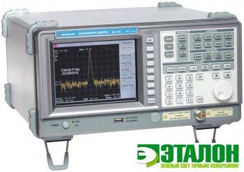 АКС-1601, анализатор спектра цифровой