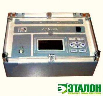 ИТА-1М, прибор контроля качества твердой изоляции электроустановок по измеренной динамике токов абсорбции