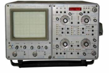 С1-120 Осциллограф универсальный