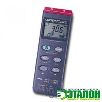 CENTER 306, измеритель температуры