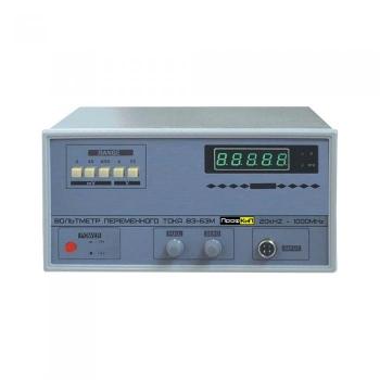 ПрофКиП В3-63М милливольтметр высокочастотный