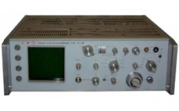 Х1-48 Прибор для исследования амплитудно-частотных характеристик