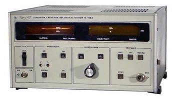 Г4-158А Генератор сигналов высокочастотный