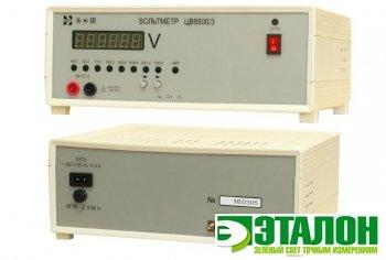 ЦА8500 вольтметры переменного и постоянного тока
