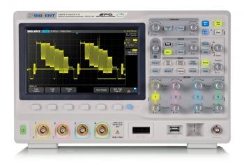 АКИП-4126/2-X осциллограф