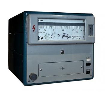 С197 Киловольтметр электростатический
