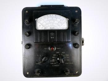 АВО-5М1 ампервольтомметр