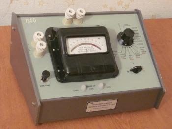 Р325 микровольтнаноамперметр