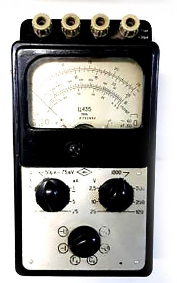 Ц435 прибор комбинированный