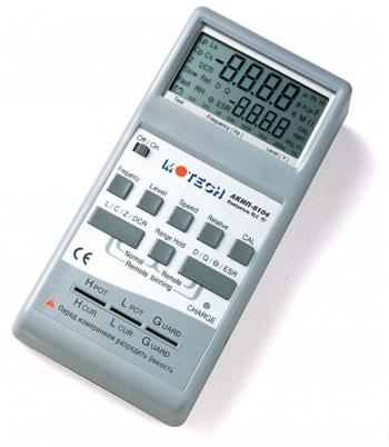 АКИП-6104 измеритель RLC