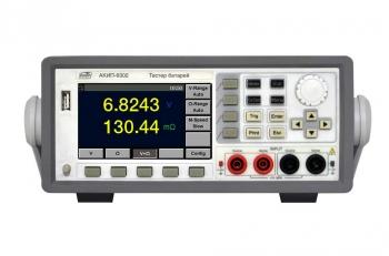 АКИП-6302 тестер батарей