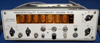 Ч3-32 Частотомер электронно-счетный