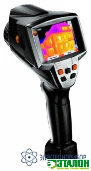 testo 880-1, базовый тепловизор для быстрого обнаружения неполадок и контроля качества