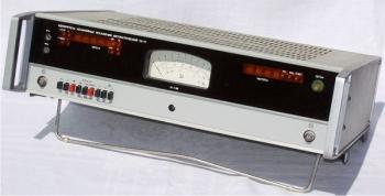 С6-11 Измеритель нелинейных искажений
