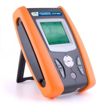 АКИП-8201 многофункциональный измеритель параметров электрических сетей