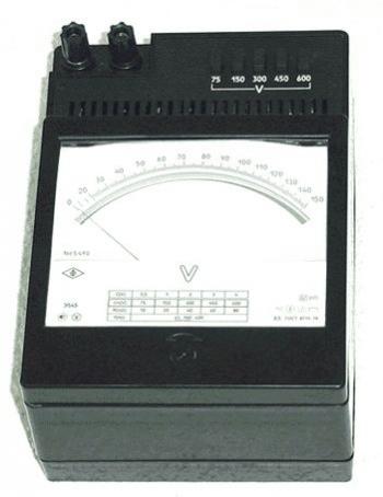 Э540 Амперметр
