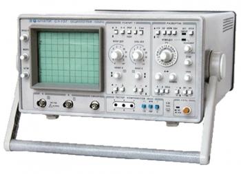 С1-157 Осциллограф аналоговый двухканальный