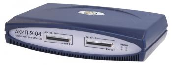 АКИП-9104-1 Логический анализатор USB АКИП-9104-1