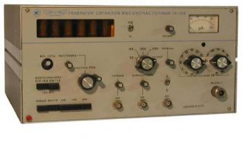 Г4-129 Генератор сигналов высокочастотный