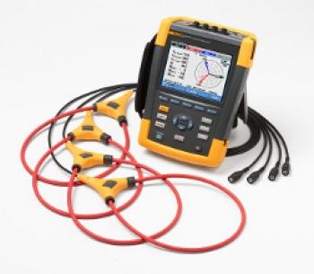 Fluke 435 серии II Анализатор качества электроэнергии
