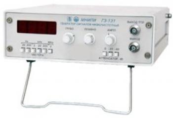 Г3-131 Генератор сигналов низкочастотный