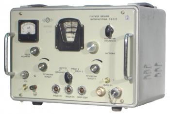Г4-123 генератор сигналов высокочастотный