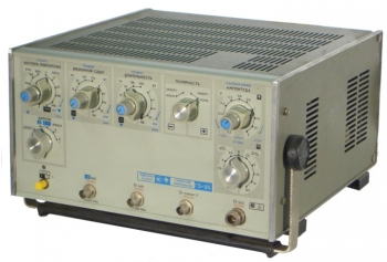 Г5-85 генератор импульсов