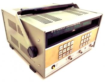 Г5-82 Генератор импульсов