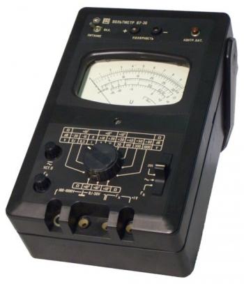 В7-36 вольтметр