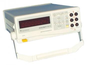 В7-73 вольтметр универсальный