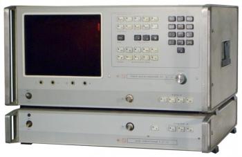 Х1-53 Прибор для исследования амплитудно-частотных характеристик
