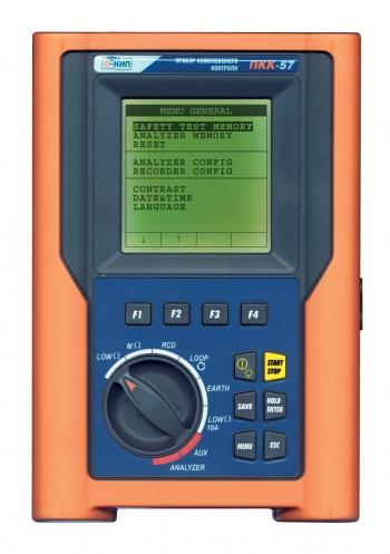АКИП ПКК-57 прибор комплексного контроля