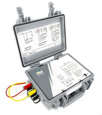 АКЭ-820 анализатор качества электрической энергии