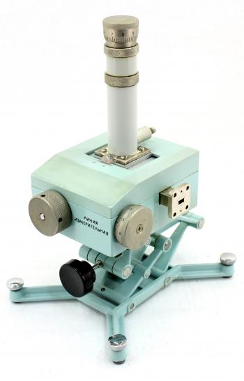 Р1-33 Линия измерительная волноводная