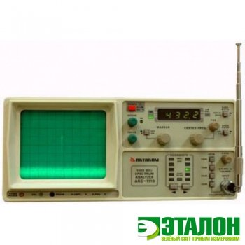 АКС-1111, анализатор спектра аналоговый