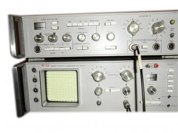 Х1-46 Прибор для исследования амплитудно-частотных характеристик