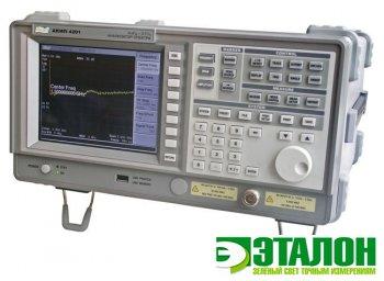 АКИП-4202, анализатор спектра