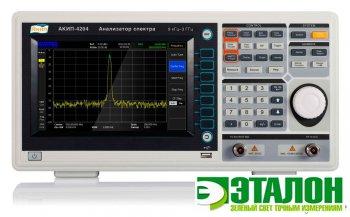 АКИП-4204, анализатор спектра