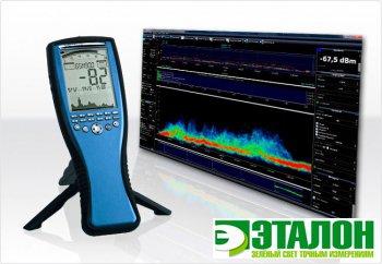 АКИП-4207/1, анализатор спектра портативный