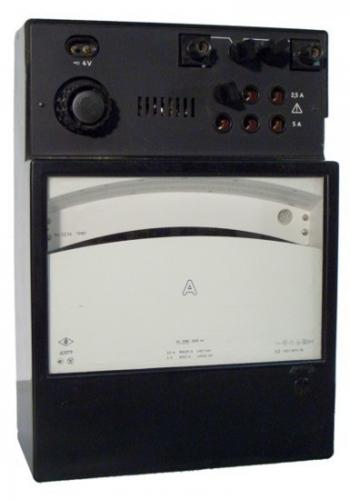 Д5078 (Д50143) Амперметр лабораторный