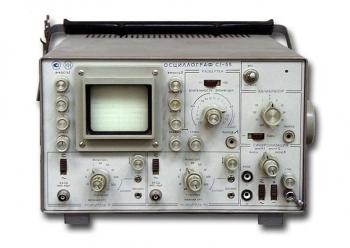 С1-55 Осциллограф универсальный