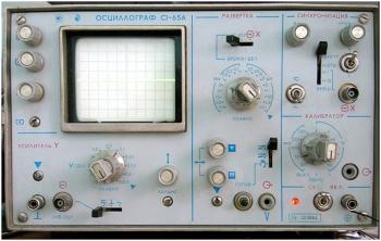 С1-65А Осциллограф универсальный