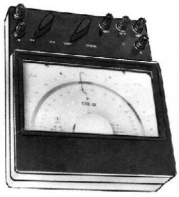 Д5782 Фазометр