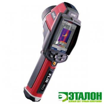 FLIR i60 Pro, тепловизор для диагностики электрических цепей (i60 + Bluetooth + токовые клещи EX845)
