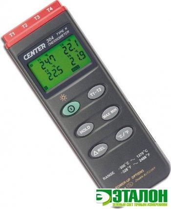 CENTER 304, измеритель температуры