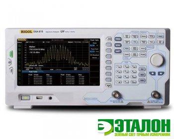 DSA815-TG, анализатор спектра с трекинг-генератором